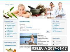 Miniaturka domeny amigdalina.com.pl