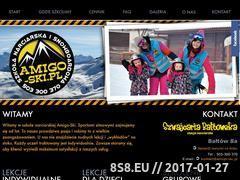 Miniaturka domeny amigo-ski.pl