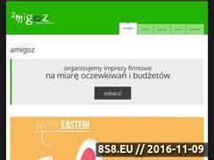 Miniaturka domeny amigoz.pl