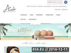 Miniaturka domeny www.amilie.pl