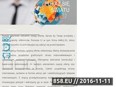 Miniaturka domeny www.amill.pl