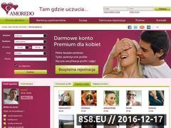 Miniaturka domeny amoredo.pl