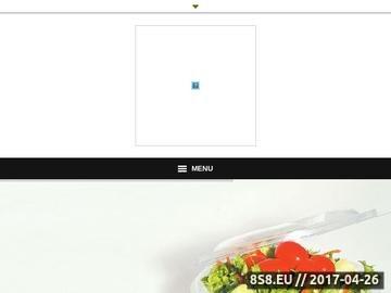 Zrzut strony Opakowania jednorazowe, opakowania cateringowe