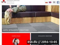 Miniaturka domeny ampel.com.pl