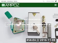 Miniaturka domeny www.ampoz.pl