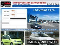 Miniaturka domeny www.amwypozyczalnia.com.pl