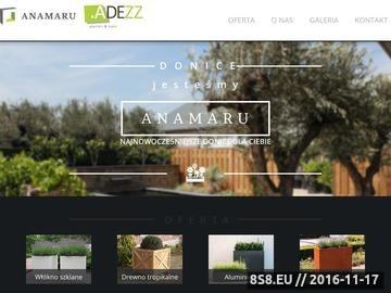 Zrzut strony Anamaru donice ogrodowe