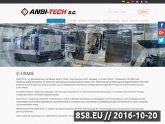 Miniaturka domeny www.anbi-tech.pl