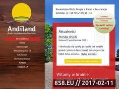 Miniaturka domeny andiland.pl