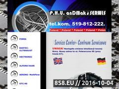 Miniaturka domeny www.andmak.pl