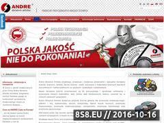 Miniaturka domeny www.andre.com.pl