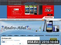Miniaturka domeny andro-abel.cba.pl