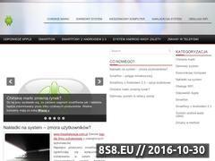 Miniaturka domeny androidek.com.pl