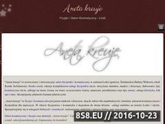 Miniaturka domeny anetakreuje.pl