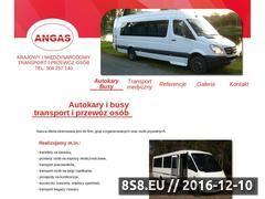 Miniaturka domeny angas.pl