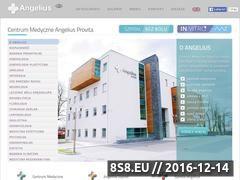 Miniaturka domeny angelius.pl