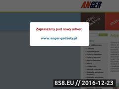 Miniaturka domeny anger.pl