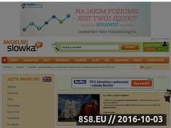 Miniaturka domeny www.angielski.slowka.pl