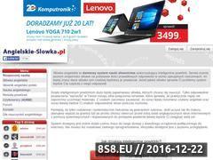 Miniaturka domeny angielskie-slowka.pl