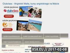 Miniaturka domeny angielskinamalcie.pl