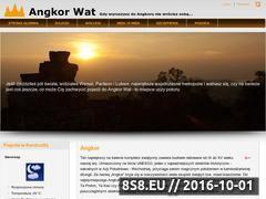 Miniaturka domeny www.angkorwat.com.pl
