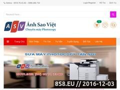 Thumbnail of Photocopy Ricoh and Toshiba Website