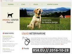 Miniaturka domeny www.animalcenter.net.pl