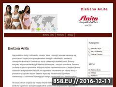 Miniaturka domeny www.anita.info.pl