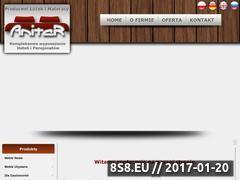 Miniaturka domeny www.anitar.pl