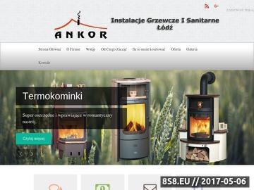 Zrzut strony Ankor - wentylacja