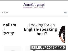 Miniaturka domeny annabutrym.pl