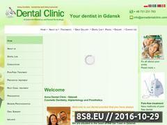 Miniaturka domeny annadentalclinic.com