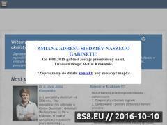 Miniaturka domeny www.annaklonowska.pl