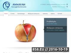 Miniaturka domeny annayah.pl