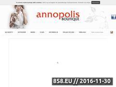 Miniaturka Butik z odzieżą włoską i galanterią - Annopolis Boutique (annopolis.com.pl)