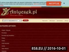 Miniaturka domeny www.antyczek.pl