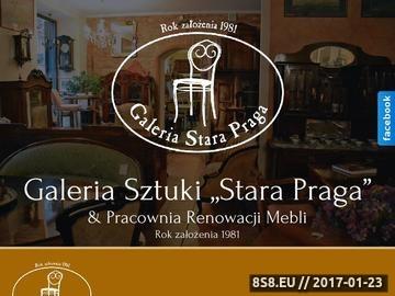 Zrzut strony STARA PRAGA materiały obiciowe