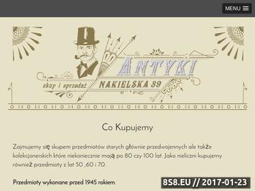 Zrzut strony Skup zegarków Bydgoszcz