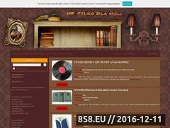 Miniaturka domeny www.antykwariatmole.abc24.pl