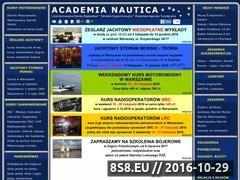 Miniaturka Obozy żeglarskie - rejsy morskie - Academia Nautica (www.anw.pl)