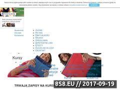 Miniaturka domeny www.aok-kursymaturalne.pl