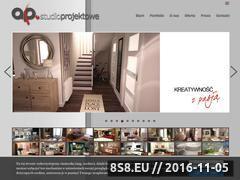 Miniaturka domeny www.ap-studio.pl