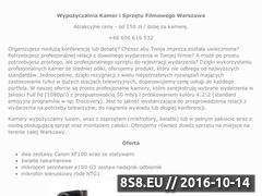 Miniaturka domeny www.aparatycyfrowe.net.pl