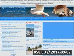 Miniaturka domeny www.apartamentlazurowy.pl
