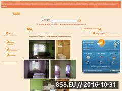 Miniaturka domeny apartamentwladyslawowo.pl