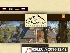 Miniaturka domeny apartamenty-bellamonte.pl