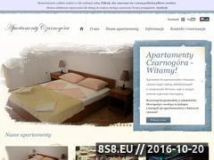 Miniaturka domeny apartamenty-czarnogora.pl