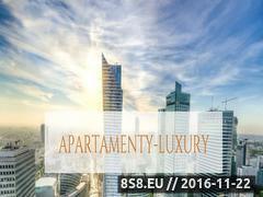Miniaturka domeny apartamenty-luxury.pl