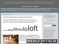 Miniaturka domeny apartamenty-w-polsce.blogspot.com