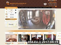 Miniaturka domeny apartamenty.poznan.pl